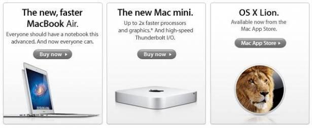新版MBA以及Mac Mini雙雙成為首用藍牙4.0的電腦設備