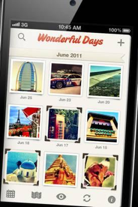 [iPhone] 那些美好的日子…啊-Wonderful Days