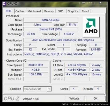 GIGABYTE GA-A75-D3H 加 AMD A8-3850 等於走入APU的第二步