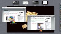 盛夏獅吼之一:以 Mission Control 為中心的 Mac OS X Lion 基本操作小談
