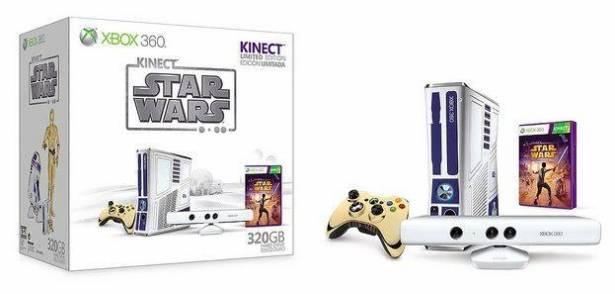 【香港】Xbox 360 推出 320 GB 星際大戰限定版