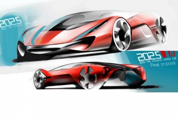 Ferrari世界設計競賽的得獎名單出爐、韓國學生奪冠!