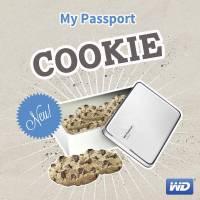 WD 宣布在台推出全新可攜式外接硬碟 My Passport Cookie