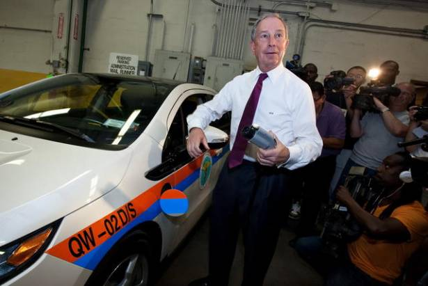 紐約警局納入50輛Chevrolet Volt電動車做為巡邏警車