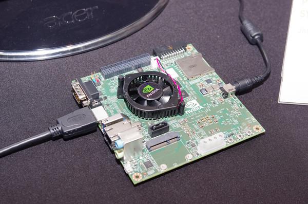 Computex 2014 :具視覺運算效能的 Tegra K1 不限於消費應用, 64 位元版本年內推出