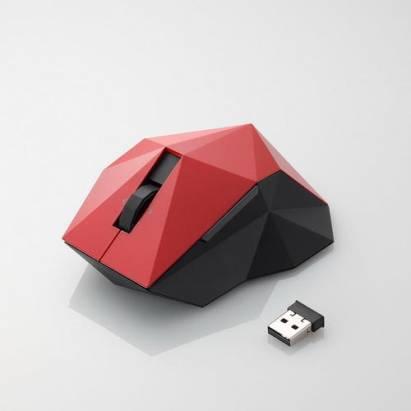 Elecom推出頗具個性的滑鼠,外形實在太有梗了