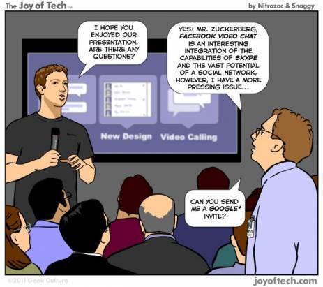 要Google+帳號要找對人阿...雖然他也有用是沒錯啦>口