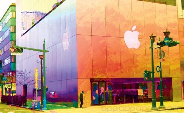 Apple Store有多厲害? 一幅圖看Apple店入侵全世界 [動圖]
