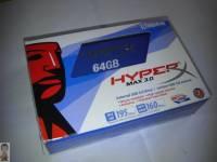 Kingston HyperX MAX3.0 64GB開箱簡單測