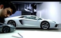 牛王 Lamborghini Aventador LP700-4的誕生過程