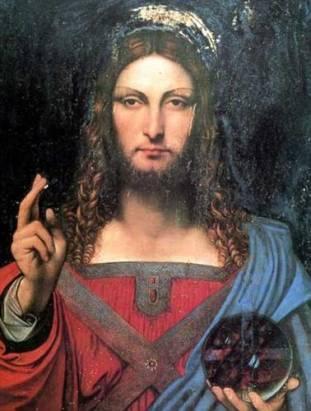 藝術的價值是在於知名人物而非作品本身,同樣一幅畫,徒弟畫的2000元,達文西畫的55億多……