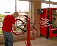 雙輪維修機(Fixtation):現在連自動販賣機都可以修腳踏車了,捷安特你不跟進嗎?