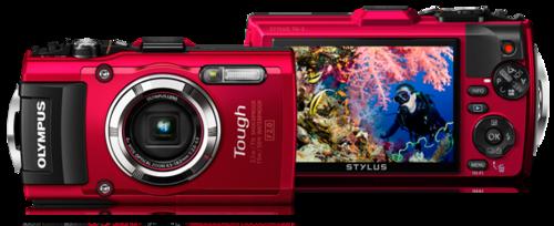 Olympus 推出 Stylus Tough TG-3 強固三防機及支援 24x 變焦的 Stylus SH-1