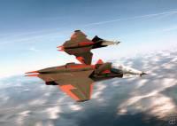 AvA02 Serafim概念噴射機 未來富人釋放壓力的好工具