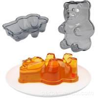 超大熊熊 QQ 軟糖開模了,誰還有胃口?