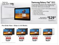Samsung Galaxy Tab 10.1是不是也該在台灣出現了?
