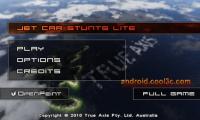 Jet Car Stunts - 來一個大跳躍吧