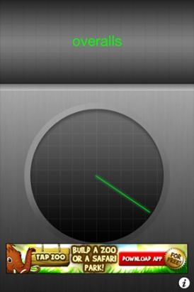 【Monday Talk】外出旅行必備良品,手機測鬼app