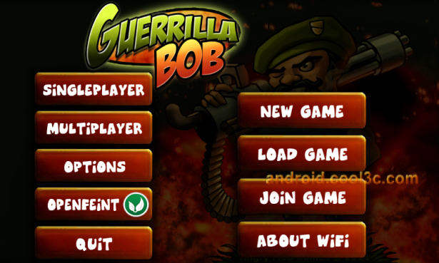 Guerrilla Bob - 來一場刺激的大混戰吧