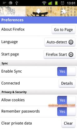 Firefox - 雲端同步桌面瀏覽器