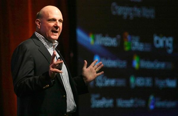 微軟執行長Steve Ballmer表示:「明年將發表下一代的Windows」