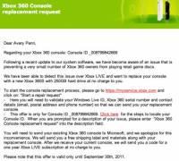 微軟解決部分Xbox 360s不能讀取光碟的問題