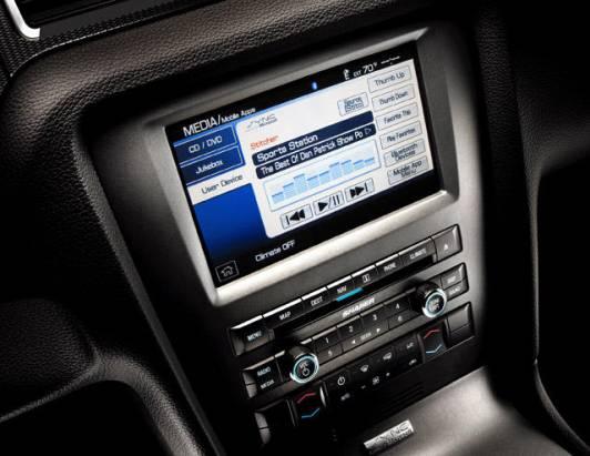 Ford SYNC AppLink軟體:結合車用多媒體系統與Android手機程式