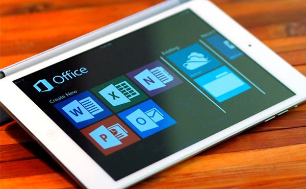 Office iPad版終於推出, iPhone / Android版變完全免費 [影片]