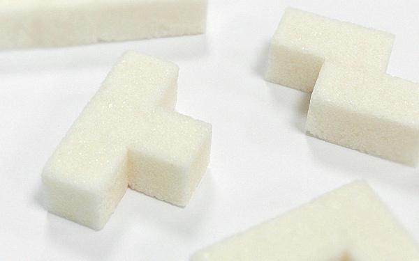 俄羅斯方塊糖