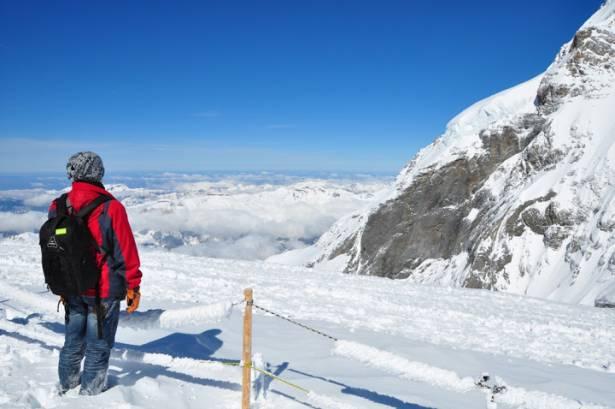 期望能再次踏上那瑞士少女峰
