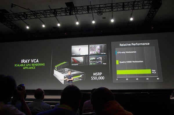 GTC 2014 : GPU 虛擬化帶來設計、繪圖產業的雲化與變革