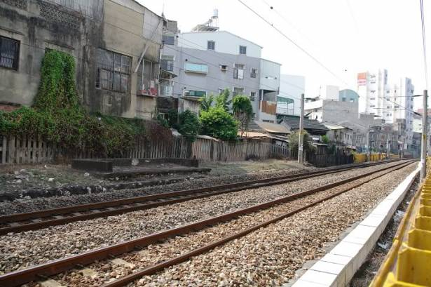 消逝的東門車站