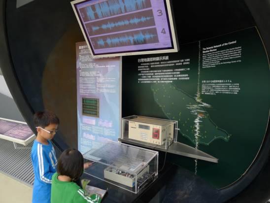 居安思危,之後的假日有空,去一下921地震教育中心