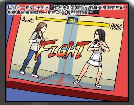 婊科技:不是Street Fighter的Pentax Fighter