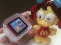 人見人愛的紅蘋果,iPod nano 6 代動手玩