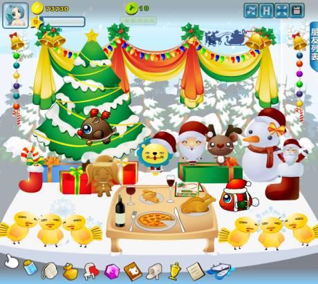 結合釣魚與小遊戲型態「隨身遊戲」推出自製網頁遊戲《釣魚派對》