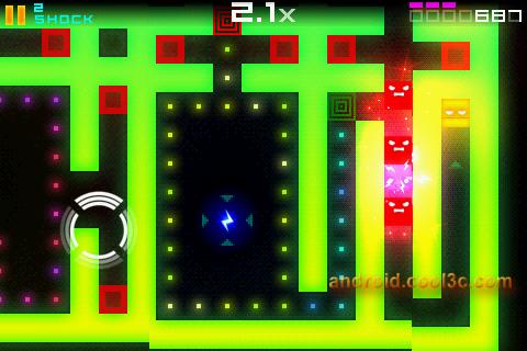 Evac - 超炫的小精靈遊戲