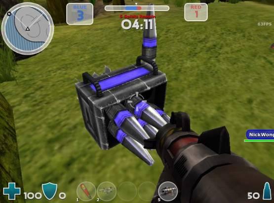 改個名字再出發 Cmune 重新推出臉書 3D 射擊遊戲《UberStrike》