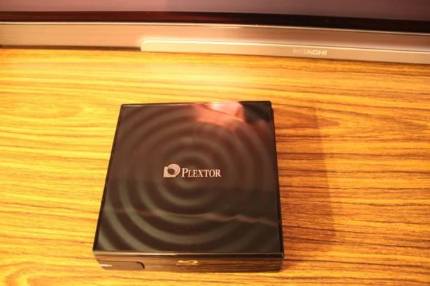 意外得到的Plextor media開箱文