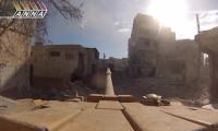 把 GoPro 放在坦克車上,親身體驗戰爭的可怕