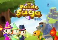 可愛魔幻益智遊戲 《Puzzle Saga》臉書扮演小小法師
