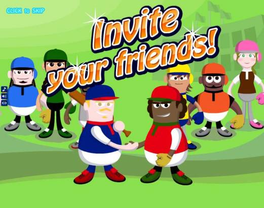 SEGA首款Facebook遊戲《SEGA PLAY! Baseball》