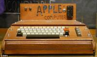 蘋果電腦初號機 Apple 1 將在拍賣會出售,二十萬美金起標
