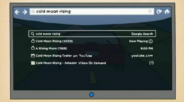 Google TV 現身了!試圖勾勒電視網路化的新藍圖