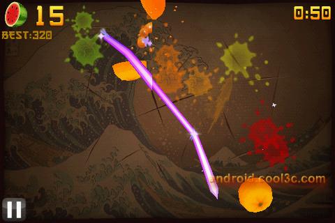 Fruit Ninja - 一玩就欲罷不能的遊戲