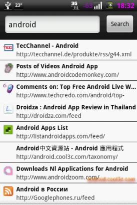 NewsRoom - 好用又漂亮的RSS軟體