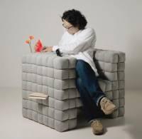 IKEA 都要認輸的無限收納概念,Lost in Sofa 設計沙發