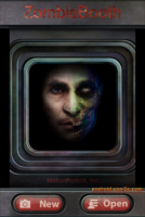 ZombieBooth - 讓你變成活人殭屍(孩童及心臟病患者不宜)