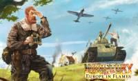 《WARSTORY - Europe in Flames》二戰主題網頁遊戲 銀光技術令人驚艷