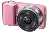 Sony Nex-3 粉紅版要來征服妳的心!啾!